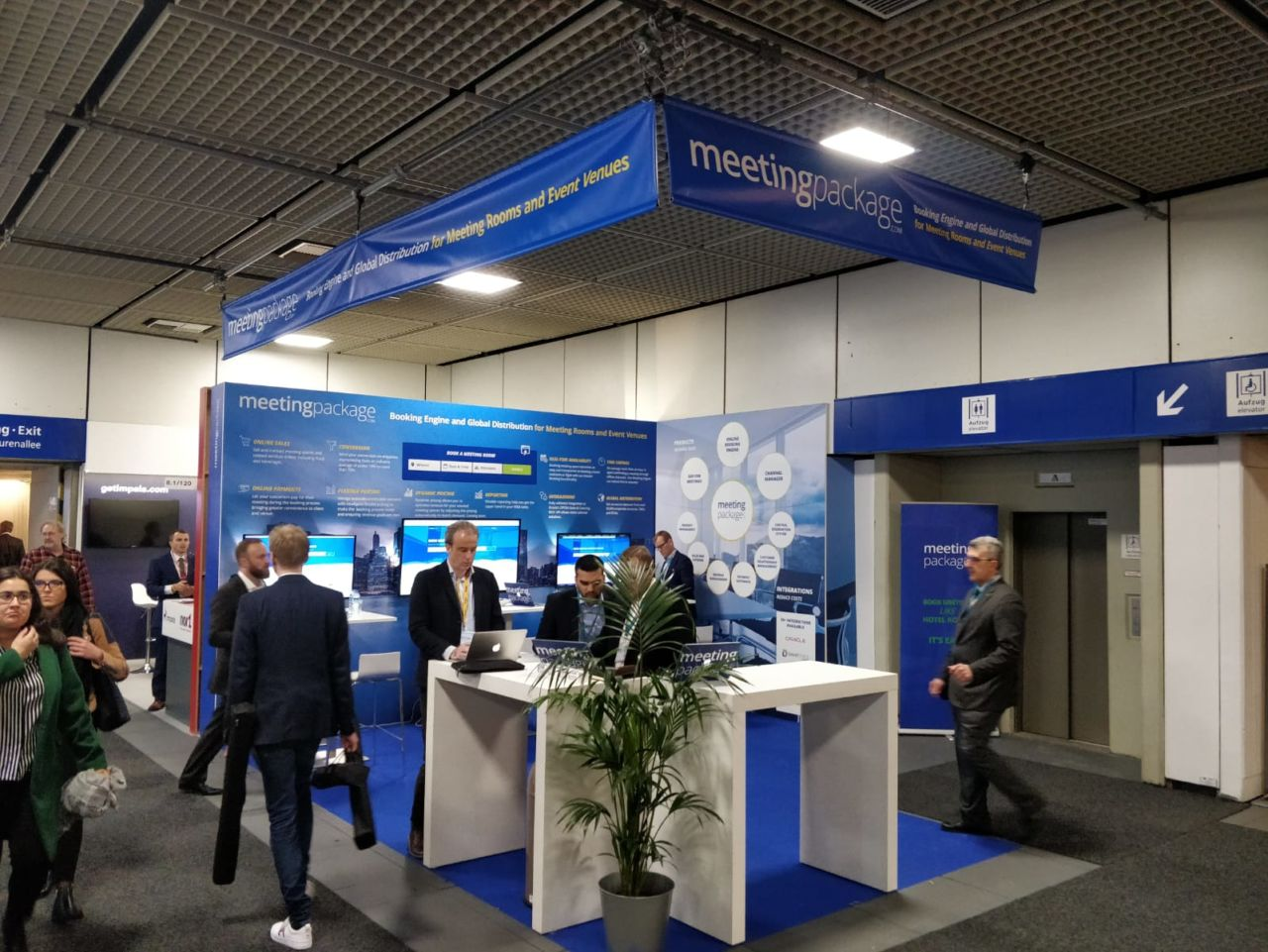 ITB Berlin Hall 8.1 stand 120